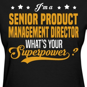 Senior Product Management Director - Women's T-Shirt