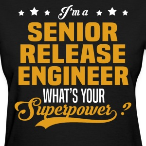 Senior Release Engineer - Women's T-Shirt