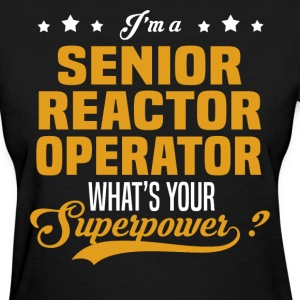 Senior Reactor Operator - Women's T-Shirt