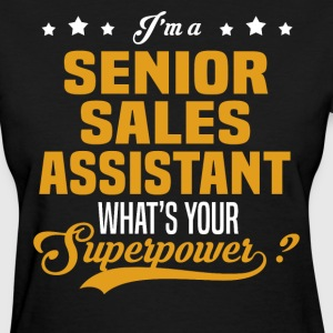 Senior Sales Assistant - Women's T-Shirt