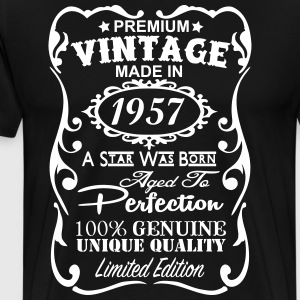 60th Birthday Gift Ideas for Men - Men's Premium T-Shirt