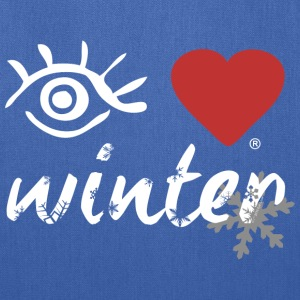 Eye-Love winter - Tote Bag