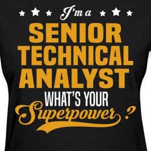 Senior Technical Analyst - Women's T-Shirt