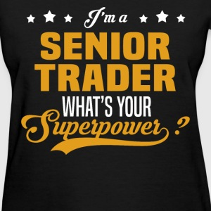 Senior Trader - Women's T-Shirt