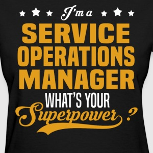 Service Operations Manager - Women's T-Shirt