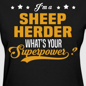Sheep Herder - Women's T-Shirt