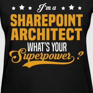Sharepoint Architect - Women's T-Shirt