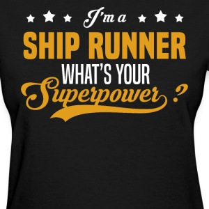 Ship Runner - Women's T-Shirt