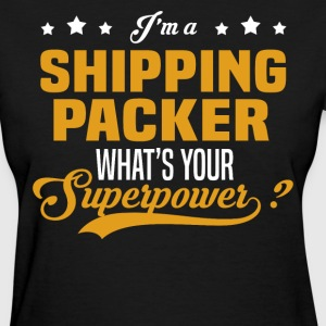Shipping Packer - Women's T-Shirt