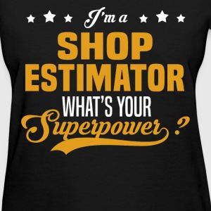 Shop Estimator - Women's T-Shirt