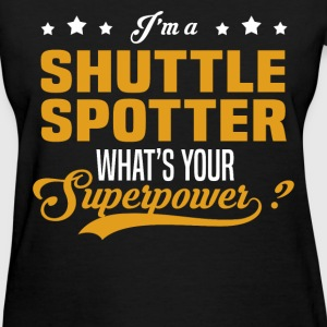 Shuttle Spotter - Women's T-Shirt