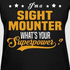 Sight Mounter - Women's T-Shirt