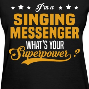 Singing Messenger - Women's T-Shirt