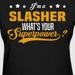 Slasher - Women's T-Shirt