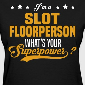 Slot Floorperson - Women's T-Shirt