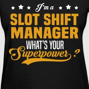 Slot Shift Manager - Women's T-Shirt