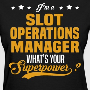 Slot Operations Manager - Women's T-Shirt