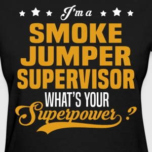 Smoke Jumper Supervisor - Women's T-Shirt