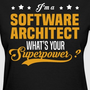Software Architect - Women's T-Shirt