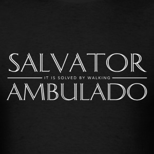 Salvator Ambulado - Men's T-Shirt