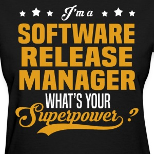 Software Release Manager - Women's T-Shirt