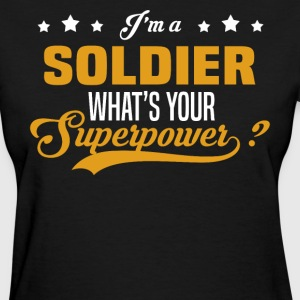 Soldier - Women's T-Shirt