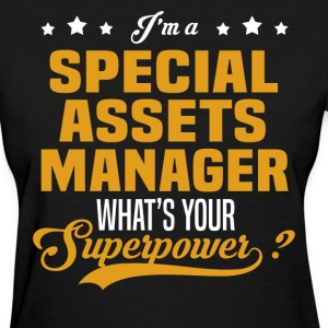 Special Assets Manager - Women's T-Shirt