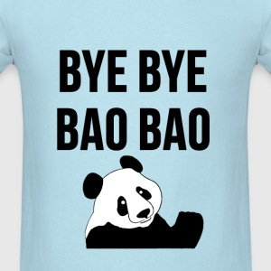 BYE BYE BAO BAO The Cute Trending Panda Tee T-Shirts - Men's T-Shirt