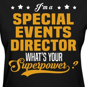 Special Events Director - Women's T-Shirt