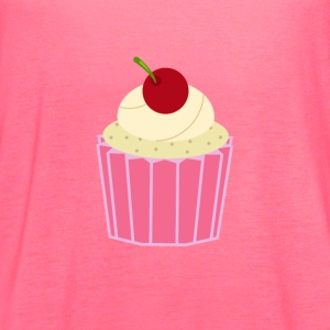 Cupcake - Women's Flowy Tank Top by Bella
