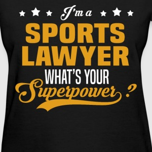 Sports Lawyer - Women's T-Shirt