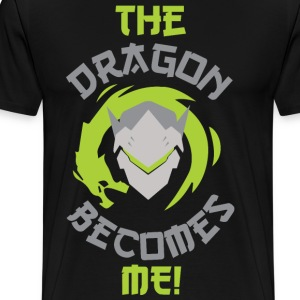 The Dragon - Men's Premium T-Shirt