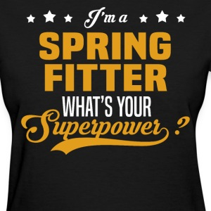 Spring Fitter - Women's T-Shirt