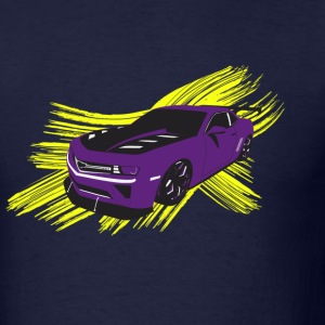 Camaro SS - Men's T-Shirt