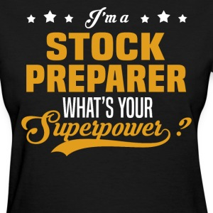 Stock Preparer - Women's T-Shirt