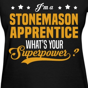 Stonemason Apprentice - Women's T-Shirt