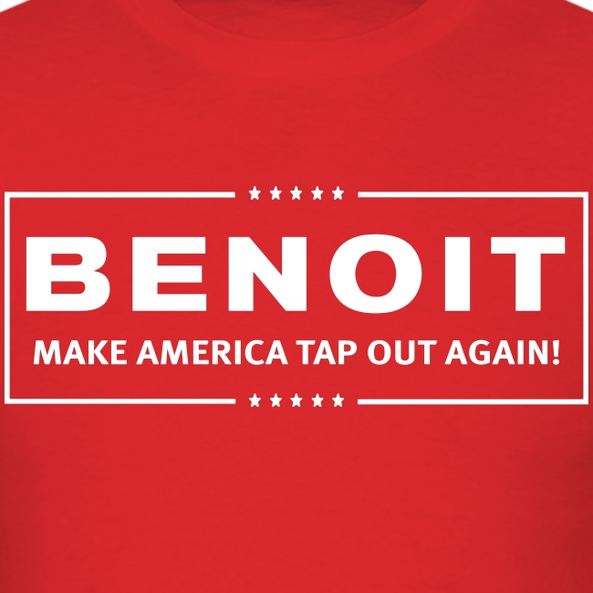 Make America Tap Out Again (Classic Red)