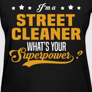 Street Cleaner - Women's T-Shirt