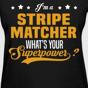 Stripe Matcher - Women's T-Shirt
