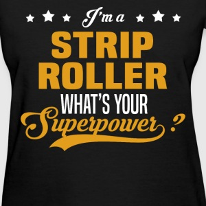 Strip Roller - Women's T-Shirt