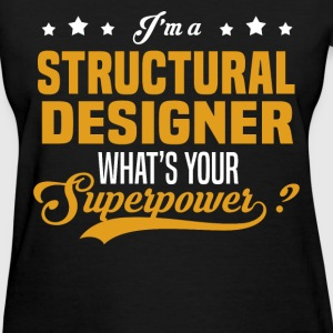 Structural Designer - Women's T-Shirt