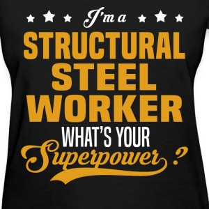 Structural Steel Worker - Women's T-Shirt