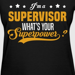 Supervisor - Women's T-Shirt