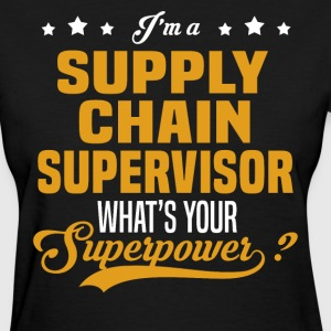 Supply Chain Supervisor - Women's T-Shirt