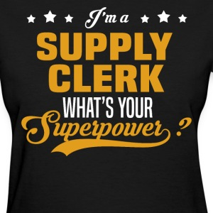 Supply Clerk - Women's T-Shirt