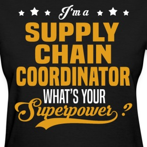 Supply Chain Coordinator - Women's T-Shirt