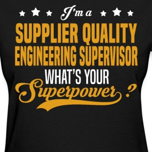 Supplier Quality Engineering Supervisor - Women's T-Shirt