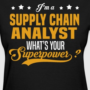 Supply Chain Analyst - Women's T-Shirt