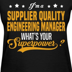 Supplier Quality Engineering Manager - Women's T-Shirt