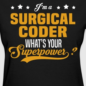Surgical Coder - Women's T-Shirt